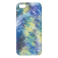 Abstract #17 Apple Iphone 5 Premium Hardshell Case by Uniqued