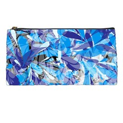 Abstract Floral Pencil Cases by Uniqued