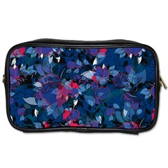 Abstract Floral #3 Toiletries Bags 2 Side by Uniqued