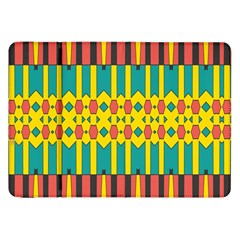 Shapes And Stripes  			samsung Galaxy Tab 8 9  P7300 Flip Case by LalyLauraFLM