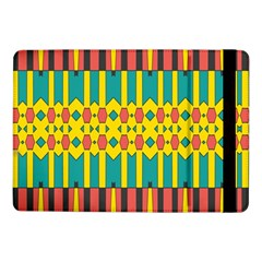Shapes And Stripes  			samsung Galaxy Tab Pro 10 1  Flip Case by LalyLauraFLM