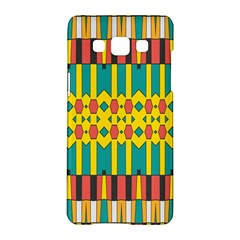 Shapes And Stripes  			samsung Galaxy A5 Hardshell Case by LalyLauraFLM
