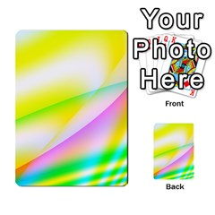 New 4 Multi Purpose Cards (rectangle)  by timelessartoncanvas
