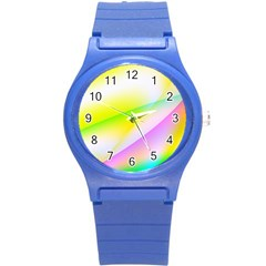 New 4 Round Plastic Sport Watch (s) by timelessartoncanvas