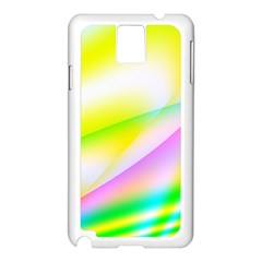 New 4 Samsung Galaxy Note 3 N9005 Case (white) by timelessartoncanvas