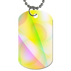 New 5 Dog Tag (two Sides) by timelessartoncanvas
