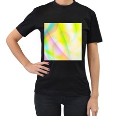 New 5 Women s T Shirt (black) (two Sided) by timelessartoncanvas