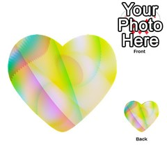 New 5 Multi Purpose Cards (heart)  by timelessartoncanvas