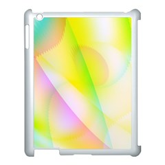 New 5 Apple Ipad 3/4 Case (white) by timelessartoncanvas