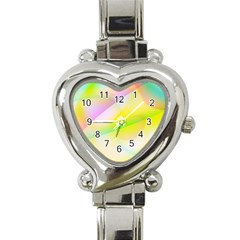 New 6 Heart Italian Charm Watch by timelessartoncanvas