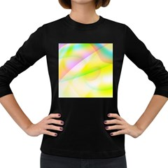 New 6 Women s Long Sleeve Dark T Shirts by timelessartoncanvas