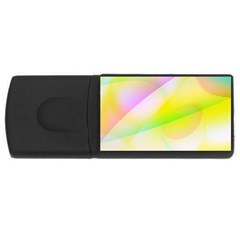 New 6 Usb Flash Drive Rectangular (4 Gb)  by timelessartoncanvas