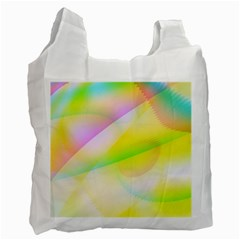 New 6 Recycle Bag (two Side)  by timelessartoncanvas