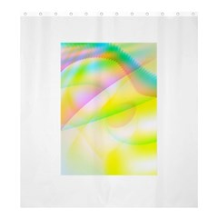 New 6 Shower Curtain 66  X 72  (large)  by timelessartoncanvas