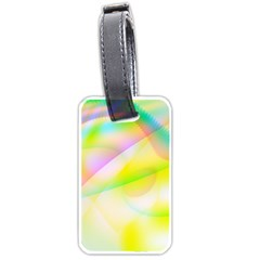 New 6 Luggage Tags (one Side)  by timelessartoncanvas