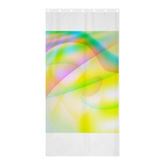 New 6 Shower Curtain 36  X 72  (stall)  by timelessartoncanvas