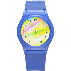 New 6 Round Plastic Sport Watch (s) by timelessartoncanvas