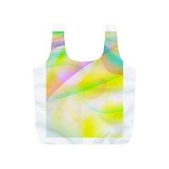New 6 Full Print Recycle Bags (s)  by timelessartoncanvas