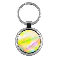 New 7 Key Chains (round)  by timelessartoncanvas