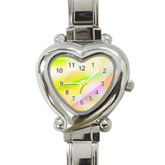 New 7 Heart Italian Charm Watch by timelessartoncanvas