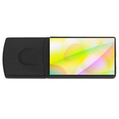 New 7 Usb Flash Drive Rectangular (4 Gb)  by timelessartoncanvas