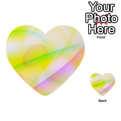 New 7 Multi Purpose Cards (heart)  by timelessartoncanvas