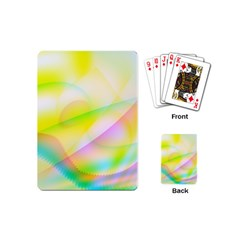 New 7 Playing Cards (mini)  by timelessartoncanvas