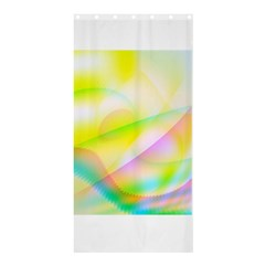 New 7 Shower Curtain 36  X 72  (stall)  by timelessartoncanvas
