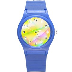 New 7 Round Plastic Sport Watch (s) by timelessartoncanvas