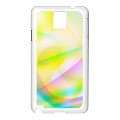 New 7 Samsung Galaxy Note 3 N9005 Case (white) by timelessartoncanvas