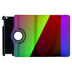 New 9 Apple Ipad 2 Flip 360 Case by timelessartoncanvas