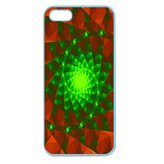 New 10 Apple Seamless Iphone 5 Case (color) by timelessartoncanvas