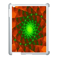 New 10 Apple Ipad 3/4 Case (white) by timelessartoncanvas