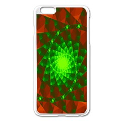 New 10 Apple Iphone 6 Plus/6s Plus Enamel White Case by timelessartoncanvas