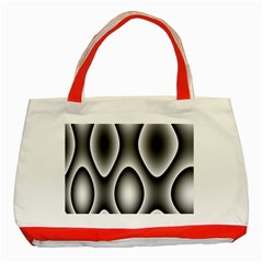 New 11 Classic Tote Bag (red) by timelessartoncanvas