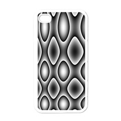 New 11 Apple Iphone 4 Case (white) by timelessartoncanvas