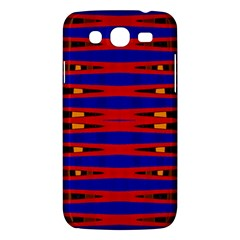 Bright Blue Red Yellow Mod Abstract Samsung Galaxy Mega 5 8 I9152 Hardshell Case