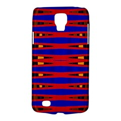 Bright Blue Red Yellow Mod Abstract Galaxy S4 Active