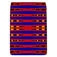 Bright Blue Red Yellow Mod Abstract Flap Covers (s)