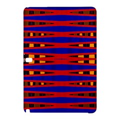 Bright Blue Red Yellow Mod Abstract Samsung Galaxy Tab Pro 12 2 Hardshell Case