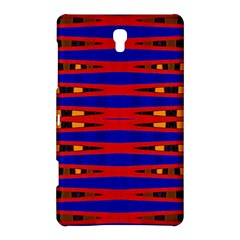 Bright Blue Red Yellow Mod Abstract Samsung Galaxy Tab S (8 4 ) Hardshell Case