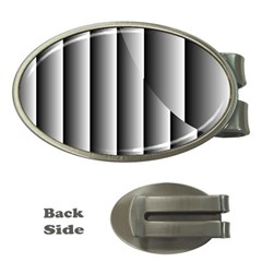 New 13 Money Clips (oval)