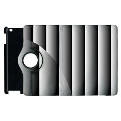 New 14 Apple Ipad 3/4 Flip 360 Case by timelessartoncanvas