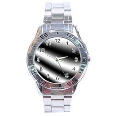 New 15 Stainless Steel Analogue Watch by timelessartoncanvas