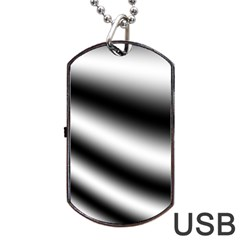 New 15 Dog Tag Usb Flash (one Side) by timelessartoncanvas