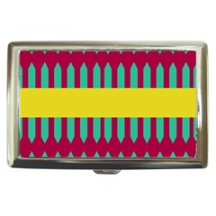 Stripes And Other Shapes   			cigarette Money Case by LalyLauraFLM
