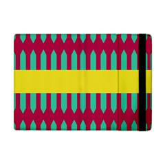 Stripes And Other Shapes   			apple Ipad Mini Flip Case by LalyLauraFLM