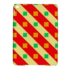 Squares And Stripes    			apple Ipad Air 2 Hardshell Case by LalyLauraFLM