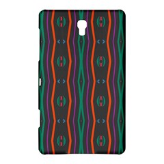 Wavy Chains Pattern     			samsung Galaxy Tab S (8 4 ) Hardshell Case by LalyLauraFLM