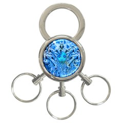 Medusa Metamorphosis 3 Ring Key Chains